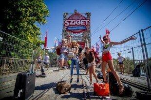 Najlepsza impreza na Sziget Festival